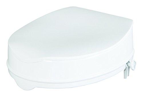 Adlatus Savannah Toilettensitzerhöhung 10 cm 83171, mit Deckel Test