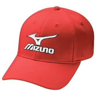 Mizuno Casquette de Golf (Lot de 6) Taille Unique Rouge - Rouge