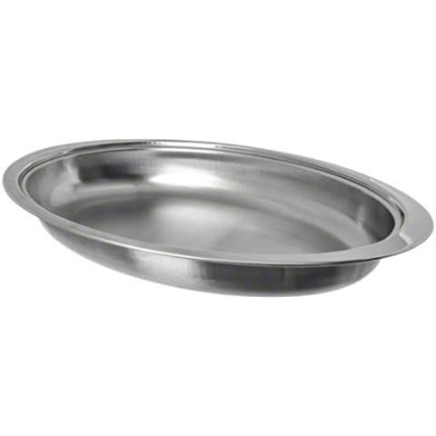 American Metalcraft (RFP20V) Oval Pan for 6 qt Allegro Oval Chafer by American Metalcraft