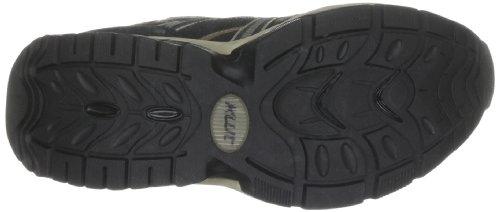 Skechers Kinetix 52040 BKTP, Baskets mode homme Noir/taupe
