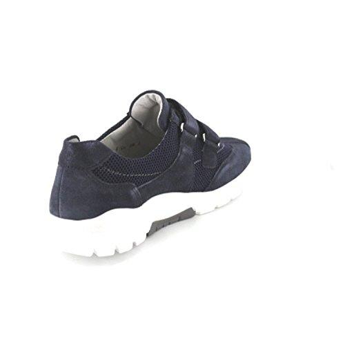Waldläufer Haruka 345301305763 Mocassin Femme Bleu