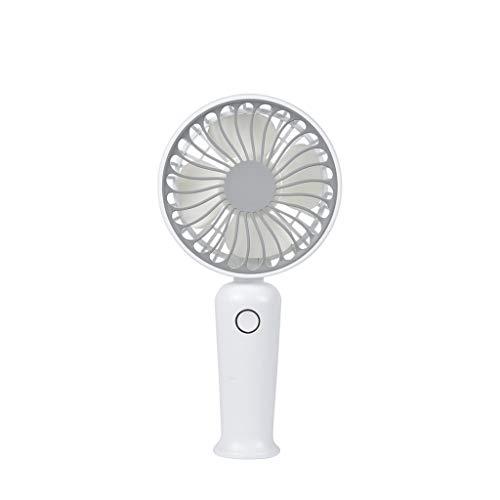 Tensay Luftkühler Lade USB Tragbare Mini Fan, Kleine Schlafsaal Büro Auto Home Schlafzimmer Schreibtisch Outdoor Travel Sport Tragbare Silent Fan, Sommer Beste Geschenk für Kinder Familien Freunde