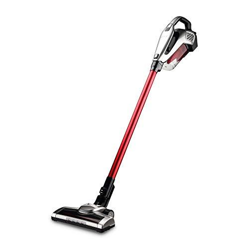 Vacuum Cleaner-LBLWXH Aspiradora Vertical Sin Cable, 110W 2 En 1 Aspiradora De Paleta Ligera De Mano