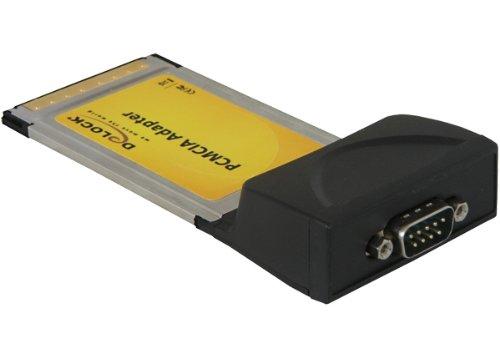 DeLock Controller Seriell 61622 Controller PCMCIA 1 x Seriell extern