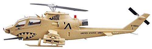Easy Model 0370991/72Bell Ah 1F Arena Shark, Juego