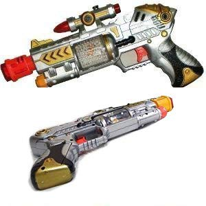 MW Toyz Laser Gun for Kids and Adults - Infrared Laser Tag Game for Boys & Girls