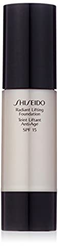 Shiseido Radiant Lifting Foundation with SPF15, Very Deep Ivory Number