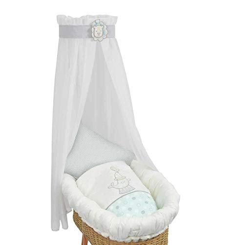 Bettausstattung ZuverläSsig Bettwäsche Baby 6-tlg Set Himmel Nestchen 120x60 Cmaus Eupreis Vb Baby