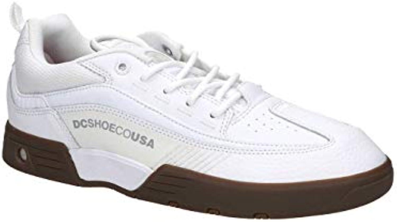 DC scarpe ,  Stivali Uomo, Bianco (bianca (bianca (bianca - bianca Gum), 41 EU | Esecuzione squisita  dc7b9d