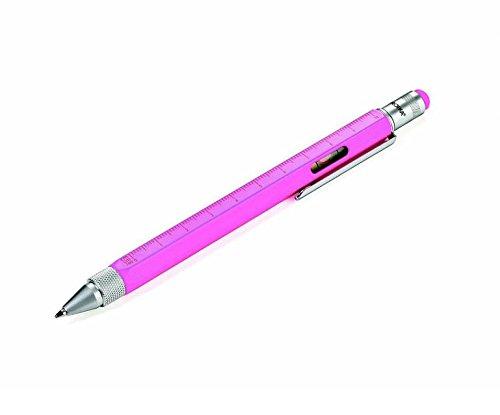 troika-construction-penna-a-sfera-colore-rosa-neon
