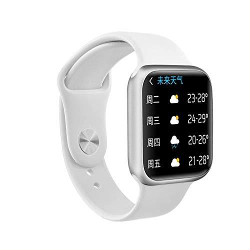 opalley Smartwatch Wasserdicht Smart Watch Uhr mit Pulsmesser Fitness Tracker Intelligente Armbanduhr Fitness Uhr mit Schrittzähler Schlaf-Monitor Call SMS Benachrichtigung Push für Android und iOS