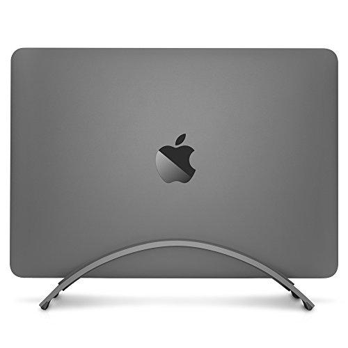 Bar-display-ständer (Twelve South BookArc für MacBook, space-grey   Platzsparender Ständer für Apple Notebooks)