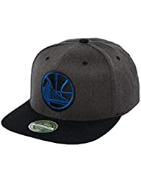 Mitchell   Ness Hombres Gorras Gorra Snapback NBA Golden State Warriors 2  Tone 110 Flat 323cd7be2d4