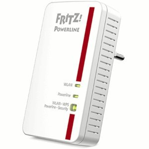 AVM FRITZ!Powerline 1240E WLAN Single 1200 MBit (1x LAN)