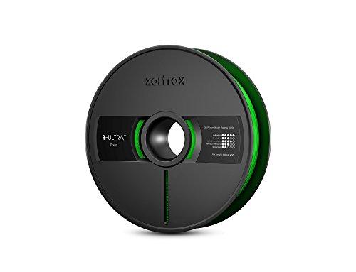 Zortrax 5904730747158 Z-ULTRAT Filament pour Imprimante 3D, Vert