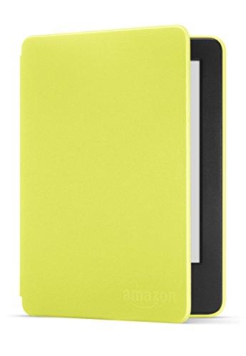 Amazon - Funda protectora para Kindle (7ª generación - modelo de 2014), Amarillo lima
