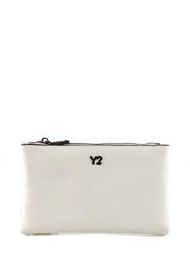 Ynot 741-B Pochette Accessori Bianco
