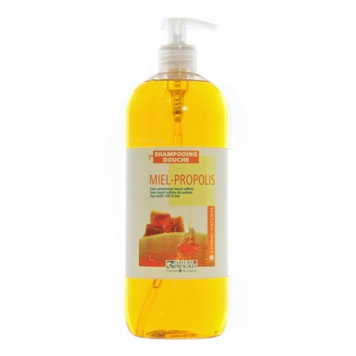 Cosmo Naturel Bain douche Fruité Mandarine Orange 1L