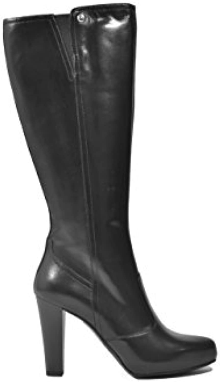 Nero Giardini Stivali Scarpe Donna Nero 6309 Elegante A616309DE | Fornitura sufficiente  | Uomo/Donna Scarpa