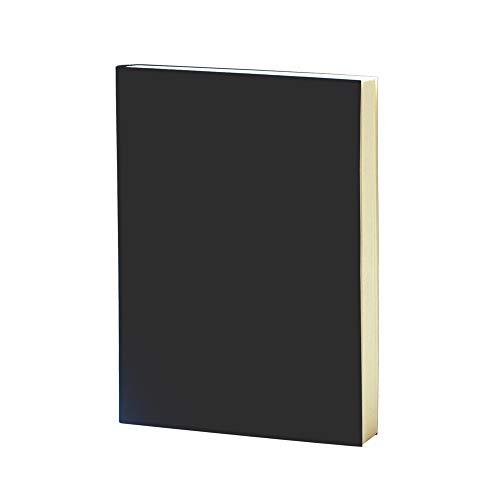 Notizbuch Einlage 12 x 16,5 cm, klein, Nachfülleinlage für Tagebuch, über 200 leere blanko Seiten