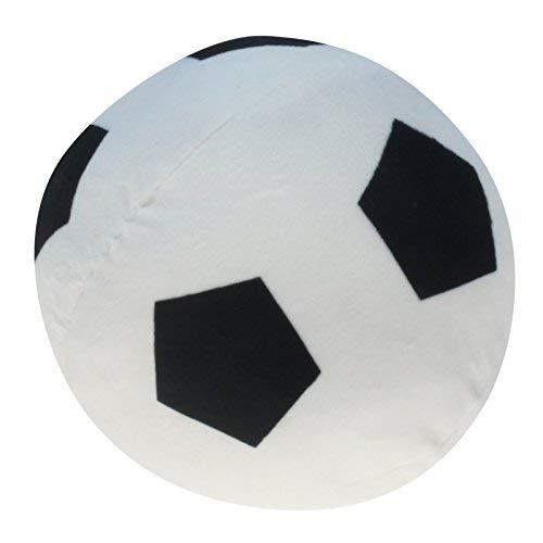 Krüger & Gregoriades Plüsch Fußball Softy Kicker 16 cm (Fußball Plüsch)