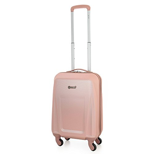 5 Cities Lightweight ABS Hard Shell Carry On