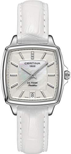 Certina DS Prime C028.310.16.116.00 Montre Bracelet pour femmes avec des diamants véritables