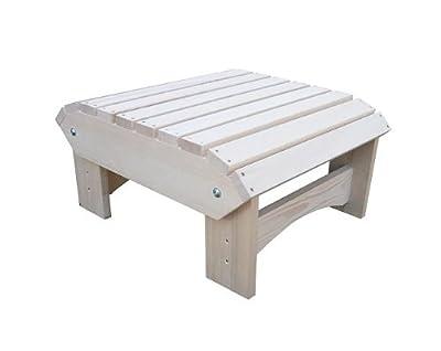 """Adirondack Footrest """"Comfort"""" von Dream-Chairs"""