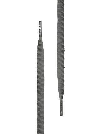 Tubelaces Herren Schuhe / Schuhzubehör Flat Laces 140cm grau 140cm