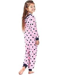 Amazon.es: Pijamas y batas - Niña: Ropa: Pijamas, Albornoces, Camisones, Pijamas de una pieza y mucho más