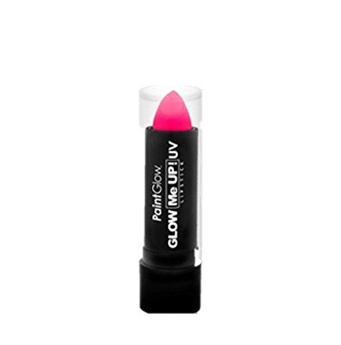 Smiffy's SM46130 - Rouge à Lèvres UV 4 GR Magenta - Taille Unique