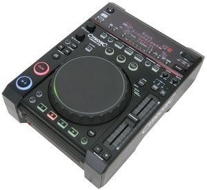 Citronic MPCD-X3 DJ Console CD Player USB Scratch Sampler