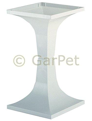 Vogelkäfig Ständer Tisch Vögel Nager Käfigständer Nagerkäfigständer GP250 (weiss)