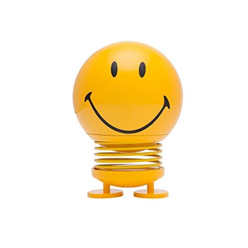 Hoptimist Stor Smiley - Gelb