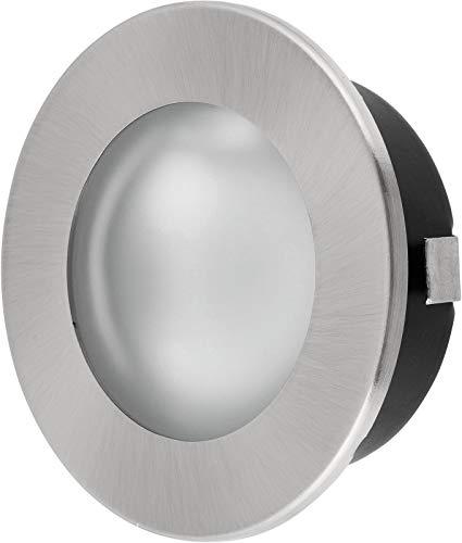 HAVA Spot Slim G4- Foco para muebles 12V, marco metálico, cubierta de...