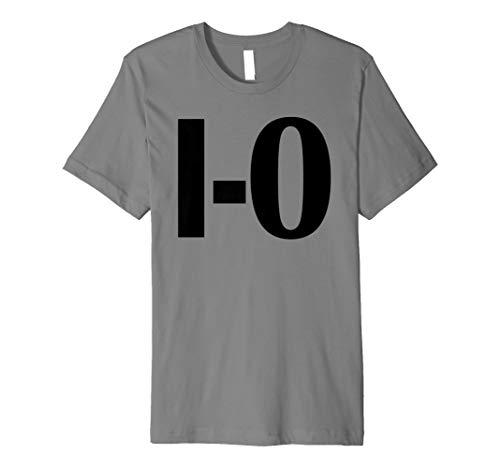 i-o Paare Passende Ohio Sport Fußball funny Fun T-Shirt
