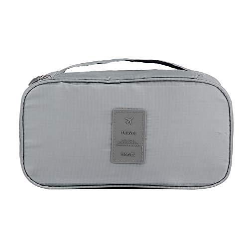 Outtybrave Wasserdichte Hygienische Reisetasche Unterwäsche-Beutel BH-Halter Aufbewahrungstasche