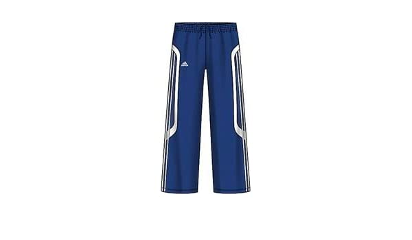 detailed pictures dirt cheap excellent quality Adidas Euro Club Blue Basketball Trousers (2XL Tall): Amazon ...