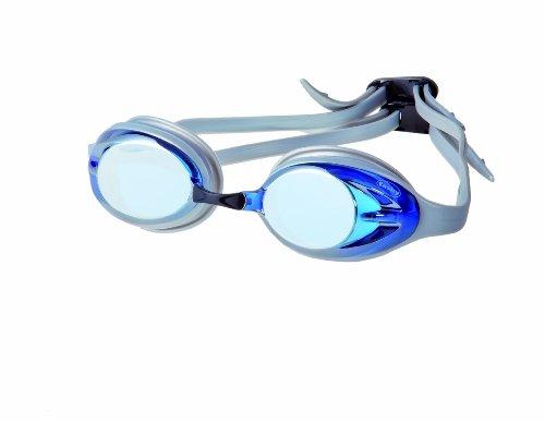 Fashy Schwimmbrille Power Mirror, blau, 4156 2007