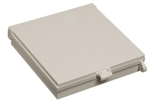 arlington-dbk88w-1-weatherproof-security-keypad-cover-white-by-arlington-industries