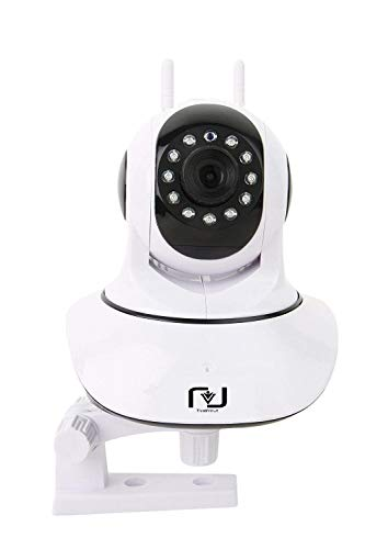ThinkValue T8855 Wi-Fi Wireless HD IP Security Camera CCTV (White)