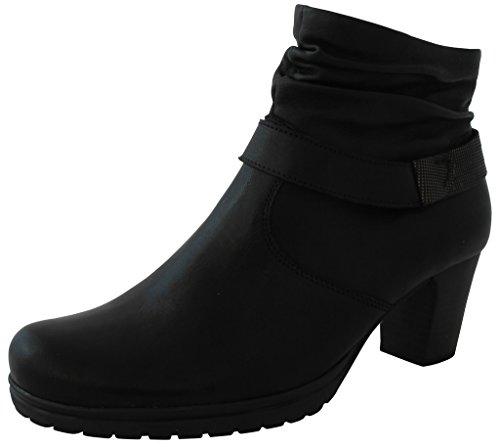 Gabor Shoes Comfort, Stivaletti Donna Nero (schw k(ohneNieten))