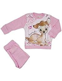 23373c1501 Disney Baby Pigiama neonata 6/24mesi Disney Bambi in Cotone - Art. 46213