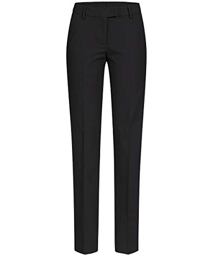 (GREIFF Damen-Hose Corporate WEAR 1359 Premium Regular Fit - Schwarz - Gr. 38)