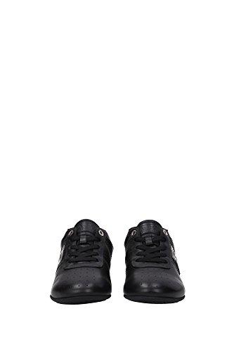 HEIKE00620274 Bally Sneakers Femme Cuir Noir Noir