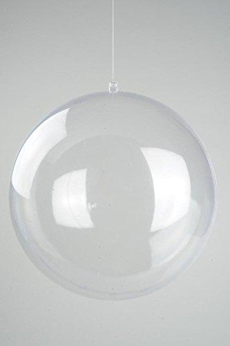 üllbare Christbaumkugel, 25 cm (Ausfüllbare Ornamente)
