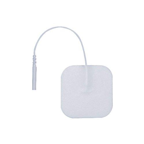 3B Scientific 1014150 Comfort-Stim Elite - Electrodos de gomaespuma (5 x 5cm)