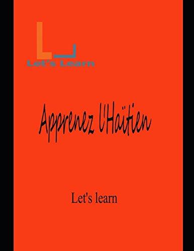 Let's Learn - Apprenez l'Haïtien par Let's Learn