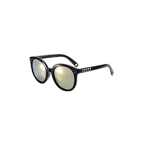RJYJ Stilvolle Und Bequeme Polarisierte Sonnenbrille Damen PC-Objektiv Anti-UVB, Anti-UVA, Polarisiert, UV-Schutz (Color : Green)