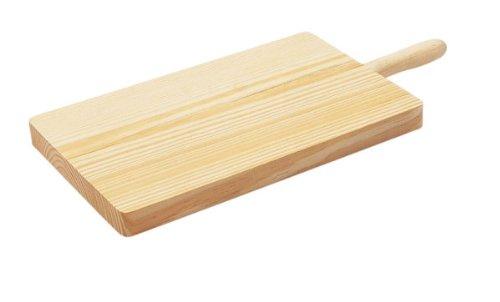 aldaya und 297-27Schneidebrett 17x 27cm Holz